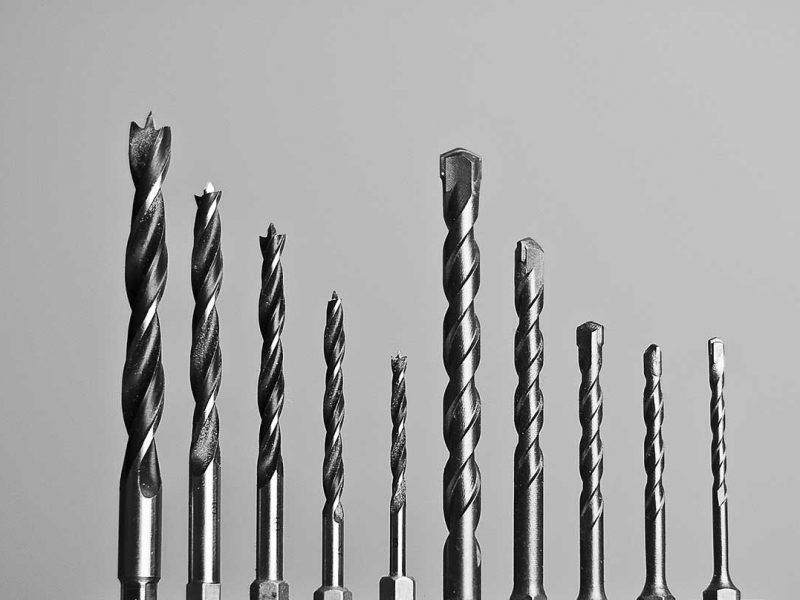 best drill bit for hardened steel bolt